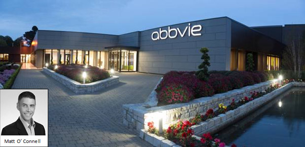 AbbVie's site at Ballytivnan, Sligo, Ireland